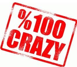100% Crazy