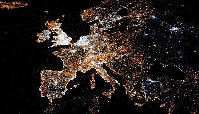 Europe jamais vue