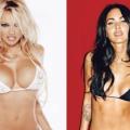 Plutôt Pamela Anderson ou Megan Fox?