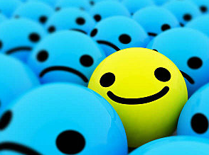 L'argent fait-il le bonheur - smiley