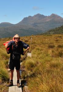 Benjamin Planche en Tasmanie - Partir-Voyager.com