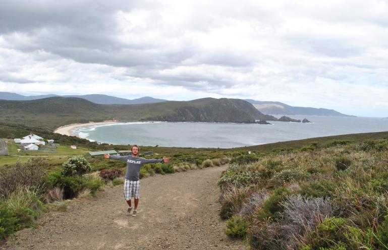 La Tasmanie - L'overland Track
