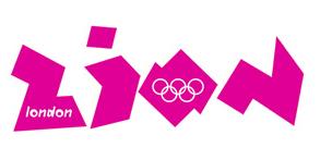Lettres ZION dans le logo des Jeux Olympiques