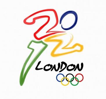 Logo design London 2012