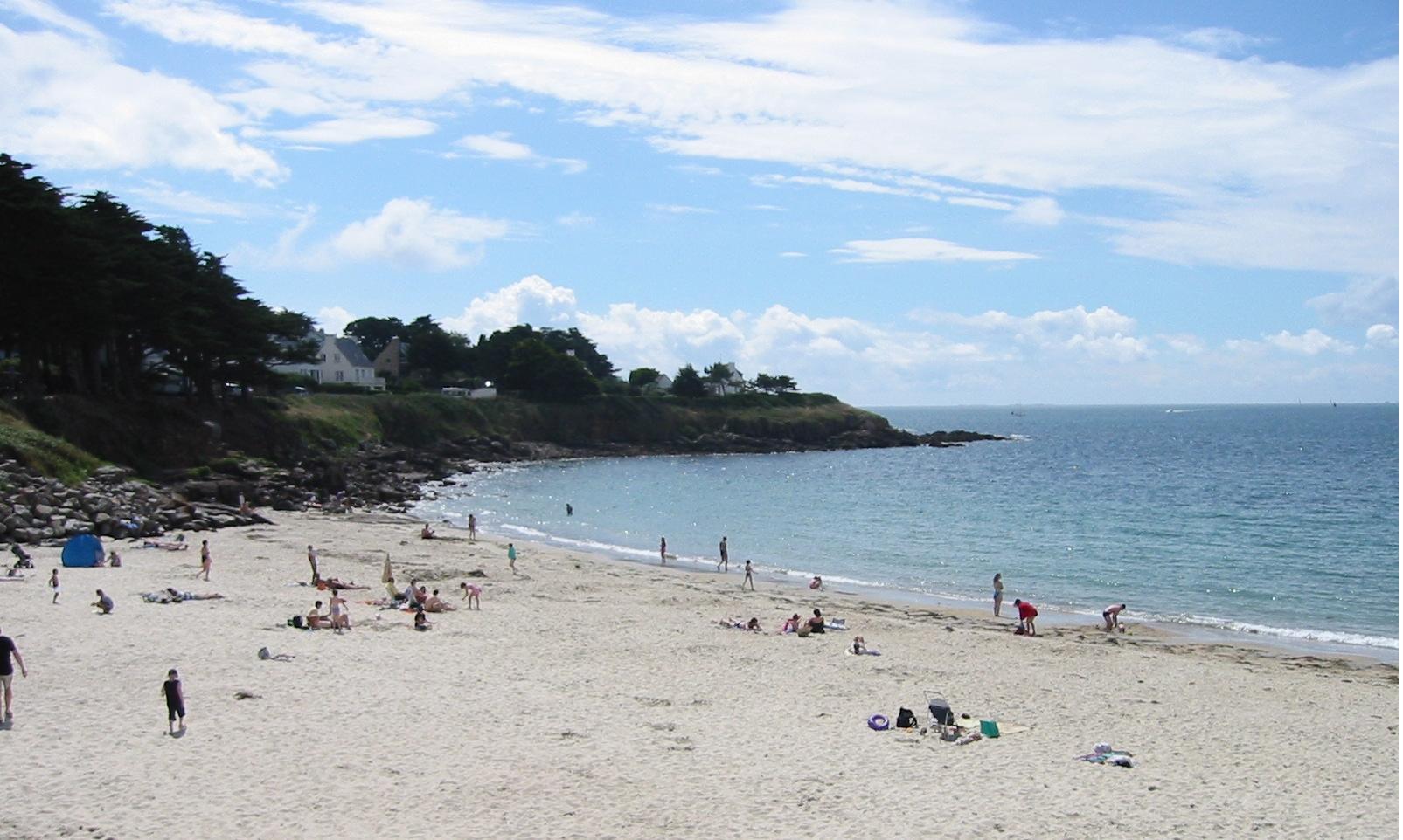 Plage de Bretagne - France
