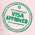 Tampon Visa Approuved