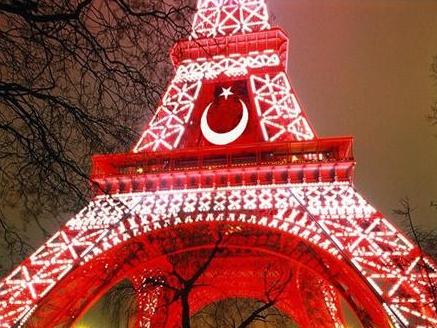 Tour Eiffel - France Turquie