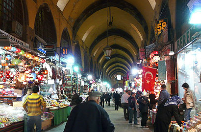 Marché Istanbul