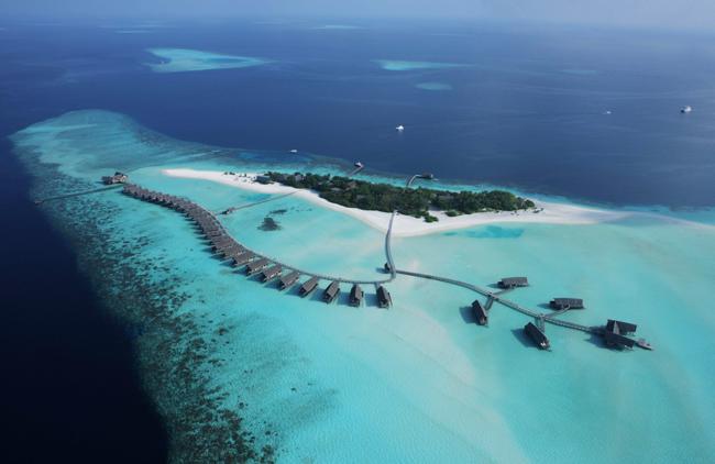 Cocoa Island Beach - Les Maldives