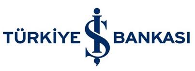 Logo banque turque Turkiye is bankasi