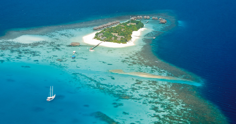 Mirihi Island - Les Maldives