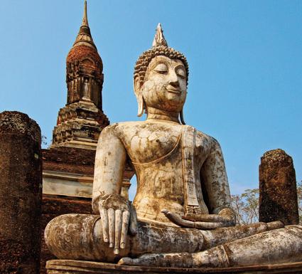 Monument en Thaïlande