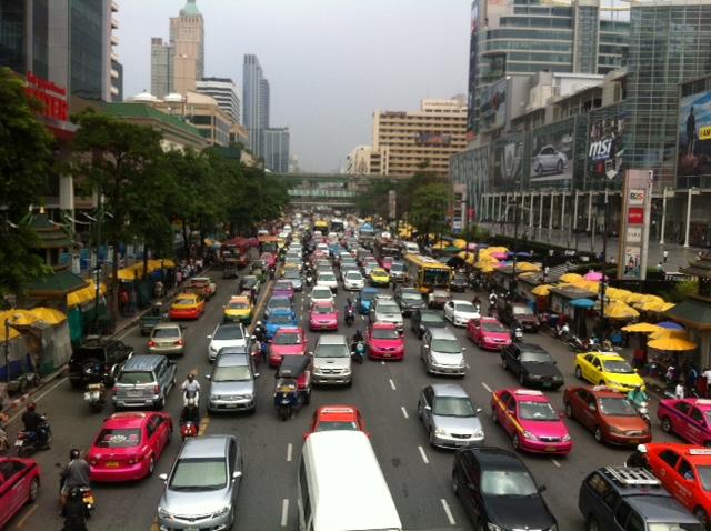 Partir vivre en thailande