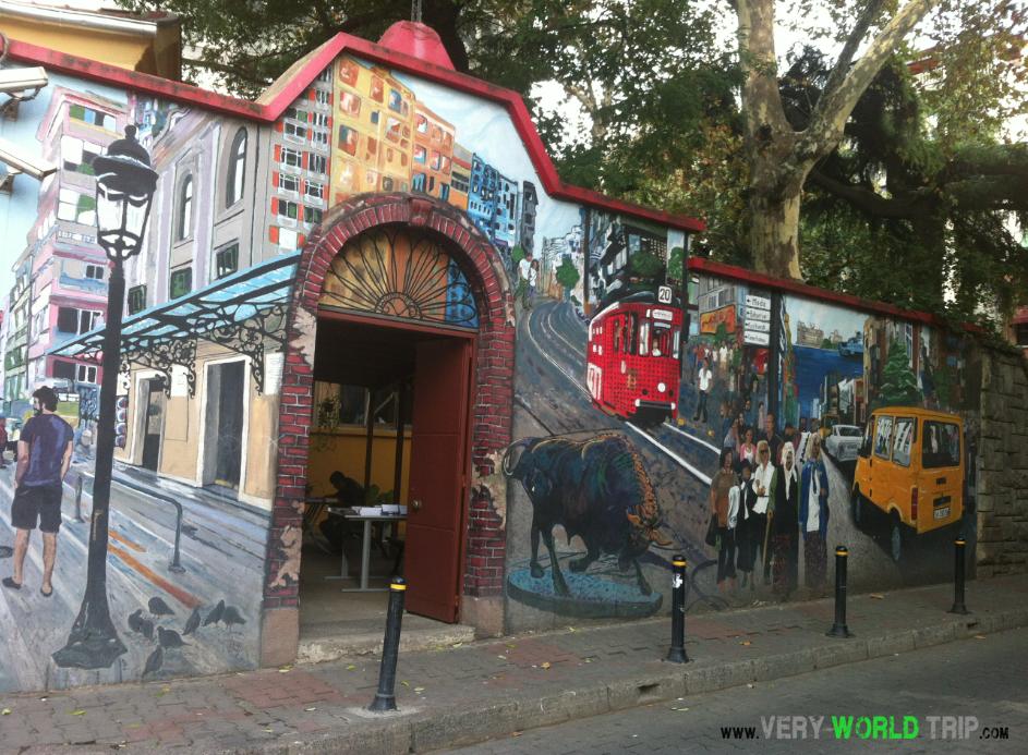 Street Art Istanbul - Turquie 03