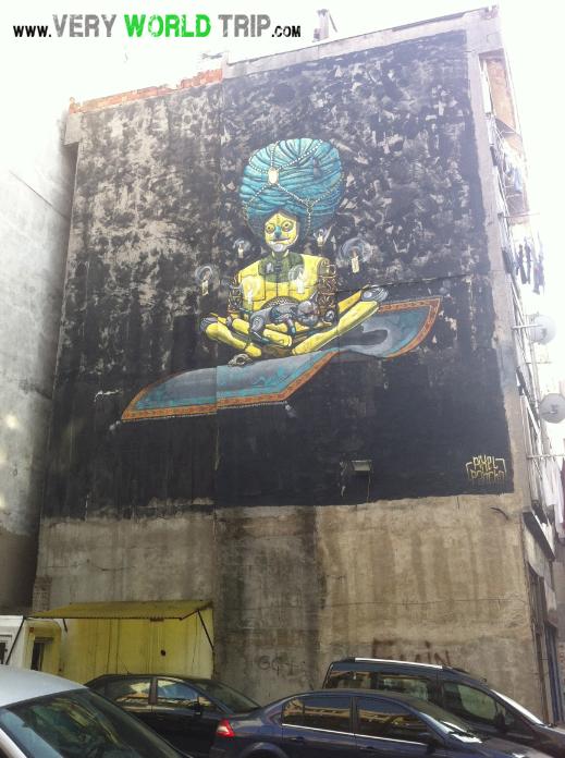 Street Art Istanbul - Turquie 05
