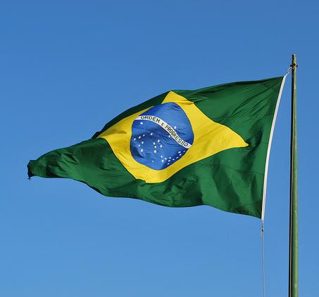 Drapeau Brésil - Brasilian flag