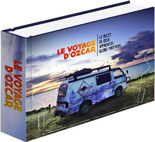 Le livre d'Ozcar - Benjamin Planche - Partir Voyager