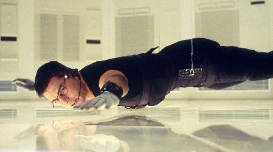 Mission Impossible - Tom Cruise