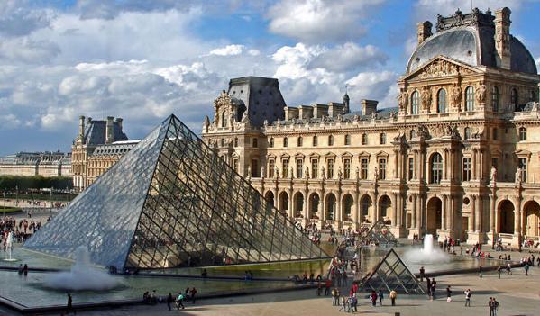Tourisme à Paris - Musée du Louvre