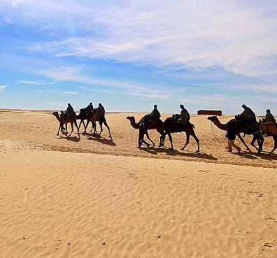 Voyager en Tunisie, 5 choses a faire lors d'un voyage en Tunisie