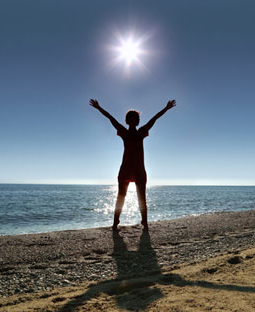 Soleil plage espagne