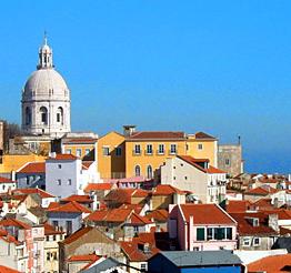 weekend lisbonne portugal