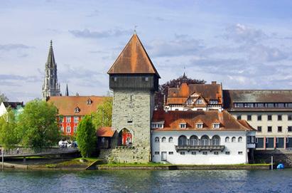 Ville de Constance - Allemagne