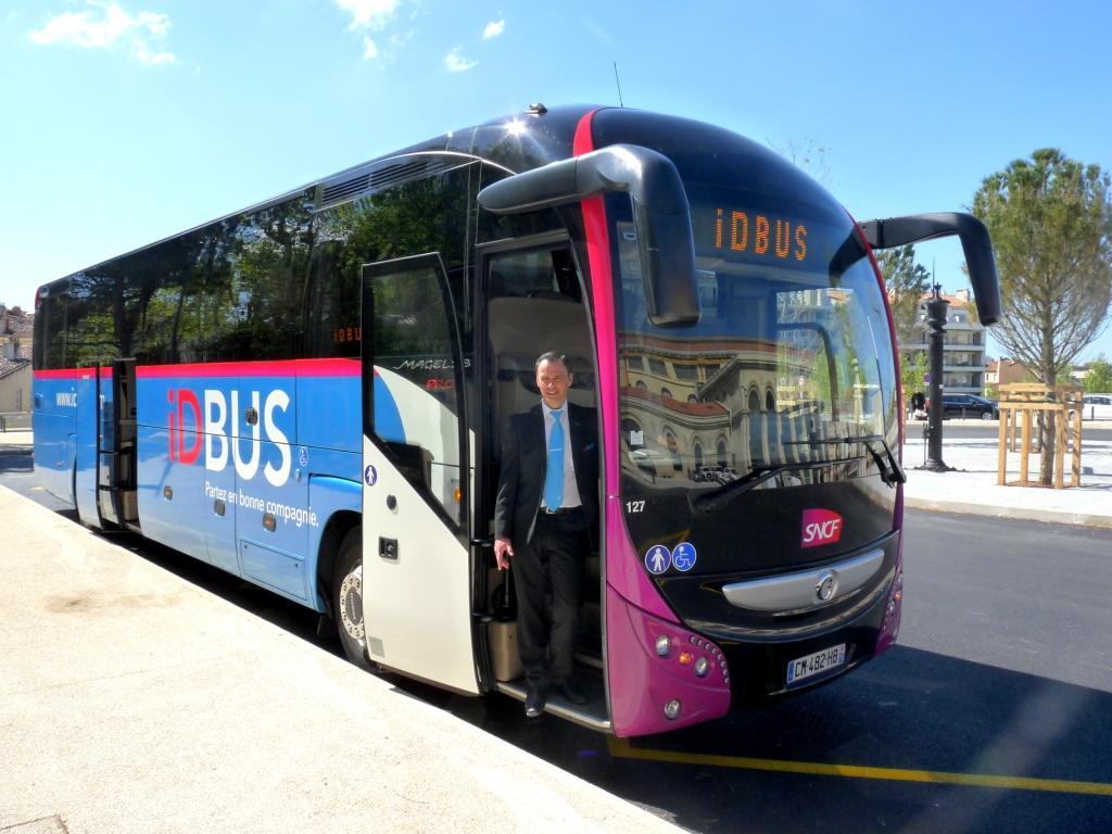 iDBUS - SNCF