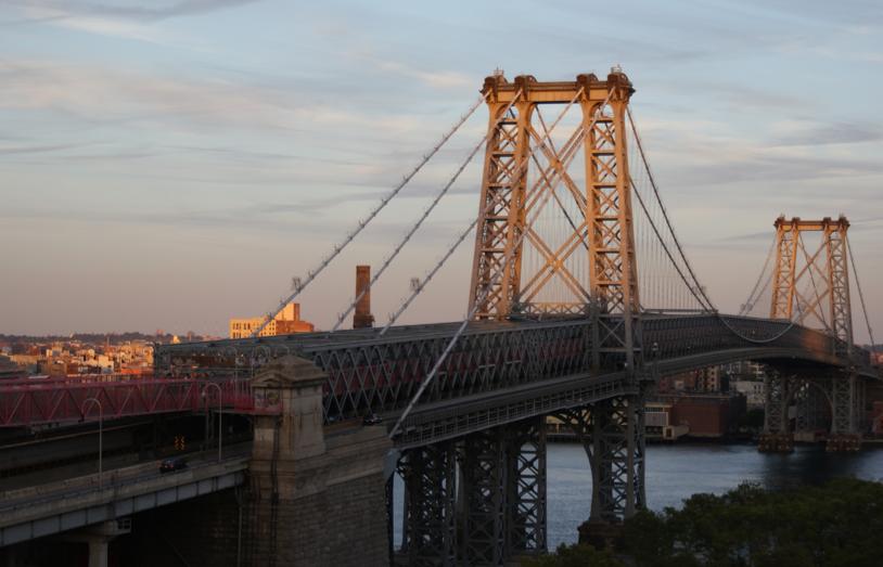 Pont New York - Pont de Williamsburg