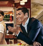 Emirates - Pelé et Ronaldo