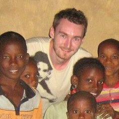 Jérémy en Guinée - Very World Trip