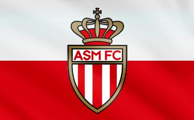 Blason football AS Monaco
