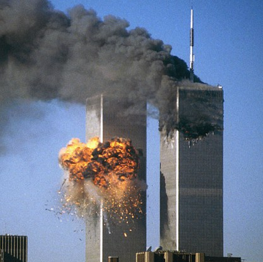 Attentat du 11 Septembre - World Trade Center