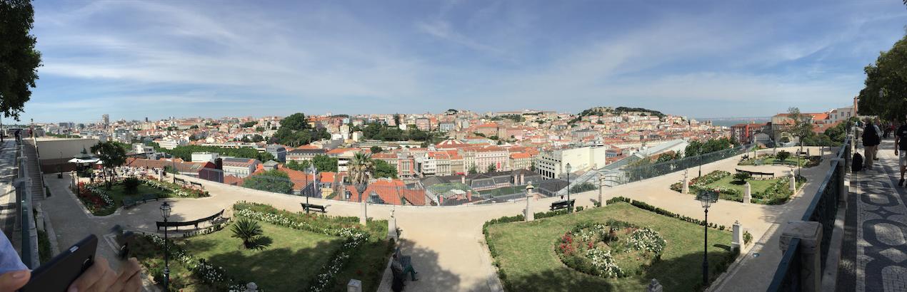 Mirador Lisbonne