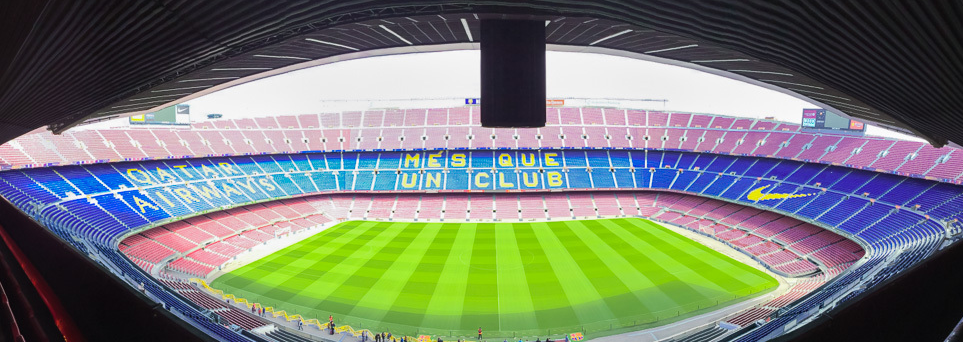 Camp Nou - stade football barcelone