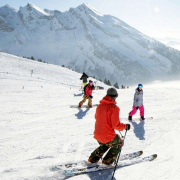 Pourquoi passer ses vacances d'hiver à La Clusaz ?