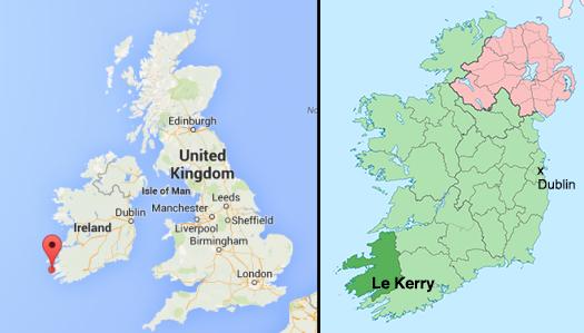 anneau de kerry irlande