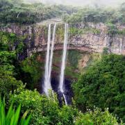 Chamarel: un merveilleux site à l'île Maurice