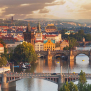 Prague, capitale intemporelle