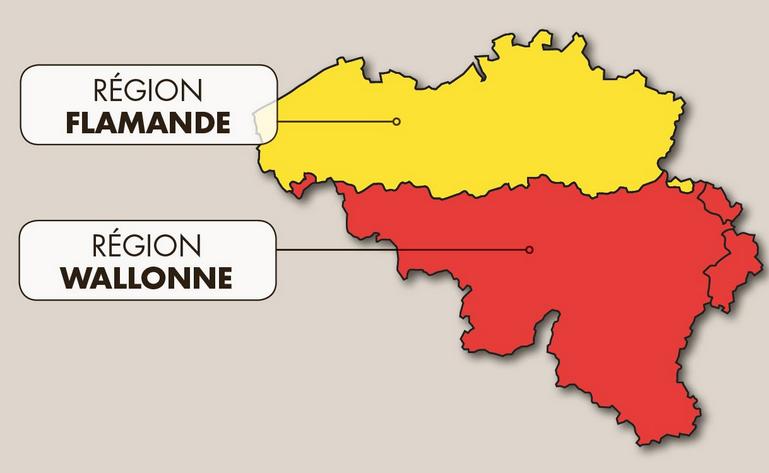 Carte Wallonie Flandre.Quelles Villes Faut Il Absolument Visiter En Flandre