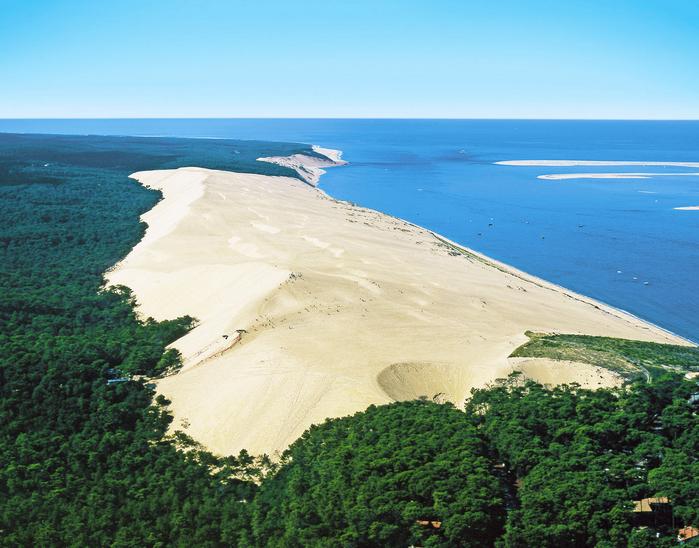 La dune du Pilat, Pyla-sur-mer
