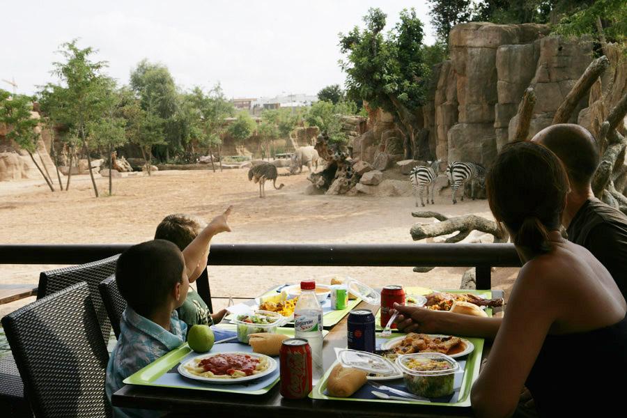 Bioparc zoo de Valence