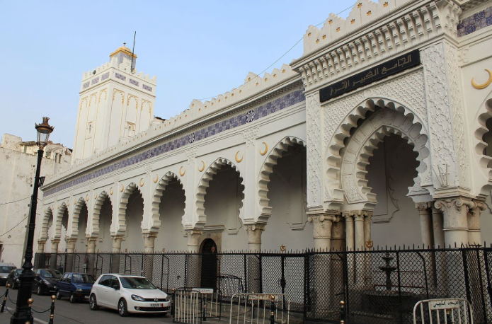 Gande Mosquee Alger