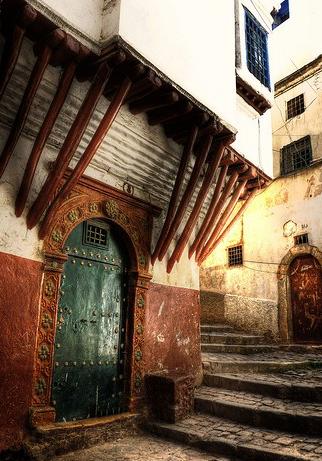 Ruelle de Casbah - Alger