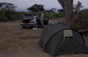 camping au kenya