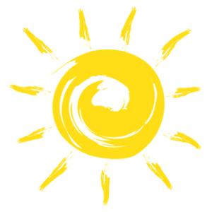 soleil dessin