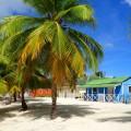 Maisons colorées des Caraïbes