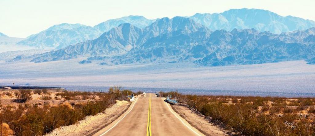 USA ROAD TRIP route 66 États-Unis