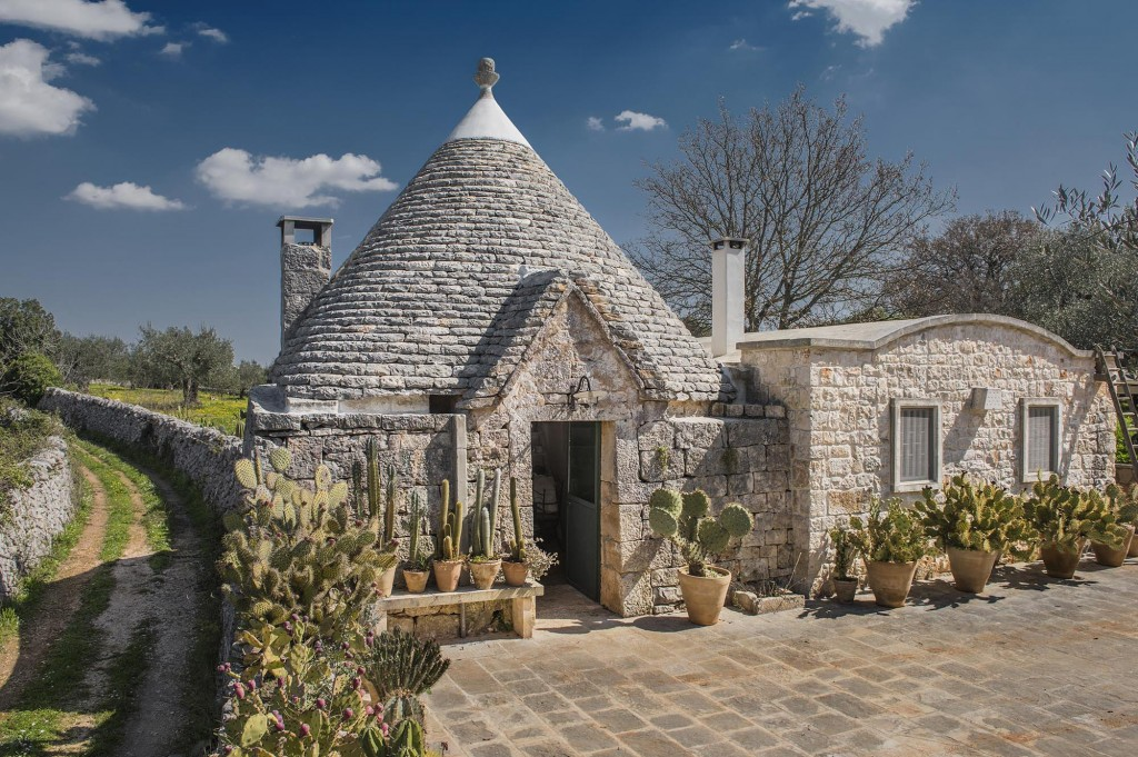 Nature house in Cisternino - Apulia, Italy