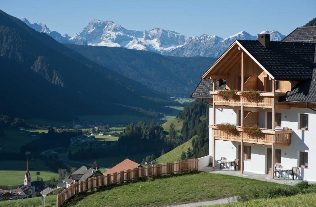 Naturhäuschen in Gsies - Tirol, Italy